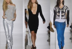 Dw by Kanye West Spring/Summer 2012 Ready-to-Wear line debuts at Paris Fashion Week