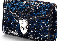 Haute bag of the week: Aspinal of London Midnight in Manhattan sequined Clutch