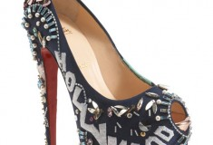 This is what a $4,000 Christian Louboutin shoe looks like – introducing the Highness 160 Limited-edition Pump