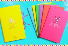 "Kate Spade ""The Guide to Living Colorfully"" Book Set – Day 7 of What's Haute's '20 Days of Holiday Gifts'"