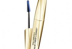 Get haute holiday lashes with L'Oreal Voluminous False Fiber Lashes Mascara