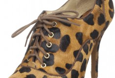 Haute buy: Schutz shoes Amanda Oxford in leopard-print