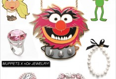The Muppets Take…nOir Jewelry!