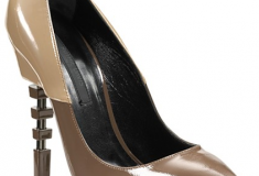 "Haute shoe of the moment: Ruthie Davis ""Prefab"" Platform Pumps"