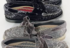 Sperry Top-Sider goes glam with new 'Authentic Original Glitter' Boat Shoes