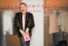 """Gay Men Don't Get Fat"" and 14 other things we learned from Simon Doonan"