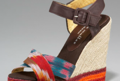 Bettye Muller's Colorblock Espadrille serves triple duty as our go-to day-to-night-to-weekend shoe!