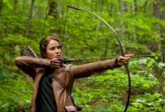 """Haute fashion + beauty news roundup: Get the look of """"The Hunger Games"""" Katniss Everdeen; Mondo Guerra reflects on Project Runway All Stars win; preview Alberta Ferretti for Macys' Impulse; Eva Longoria launches second fragrance, EVAmour + more"""