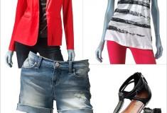 Sponsored: How to rock denim shorts and capri pants