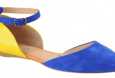 Haute buy: Aldo Leggat colorblock flats