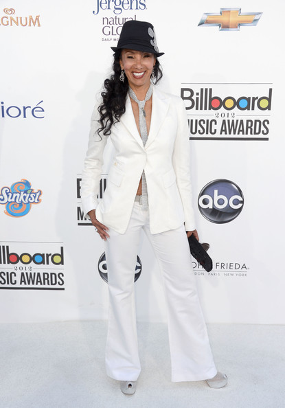 'Downtown' Julie Brown at the 2012 Billboard Music Awards