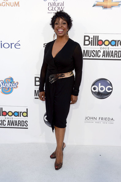 Gladys Knight at the 2012 Billboard Music Awards