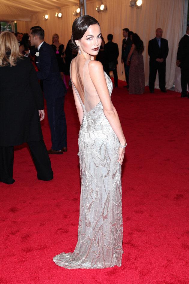 Met Gala 2012 Camilla Belle in Ralph Lauren