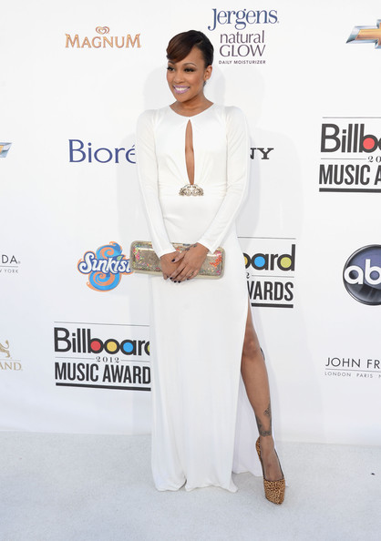 Monica at the 2012 Billboard Music Awards