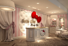 Haute fashion + beauty news roundup: Hello Kitty beauty spa opens in Dubai; JewelMint launches Boutique; Lady Gaga's 'Fame' fragrance; Louboutin loses to Zara + more
