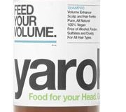 Yarok Haircare: Food for your head. Good for the Earth.