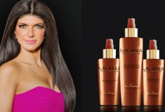 Haute fashion + beauty + celebrity news roundup: Teresa Giudice launches Milania Hair Care; Camila Alves' I.N.C. campaign + Azealia Banks is the face of T by Alexander Wang Fall 2012