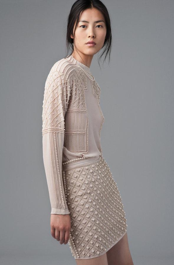 Zara August 2012 Lookbook - Look 1