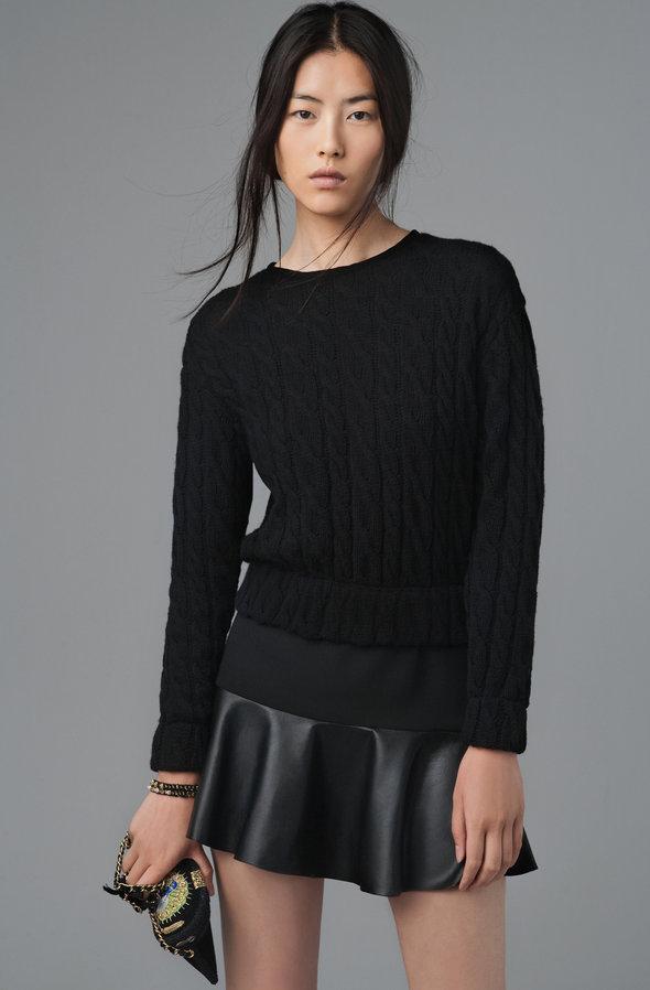 Zara August 2012 Lookbook - Look 11