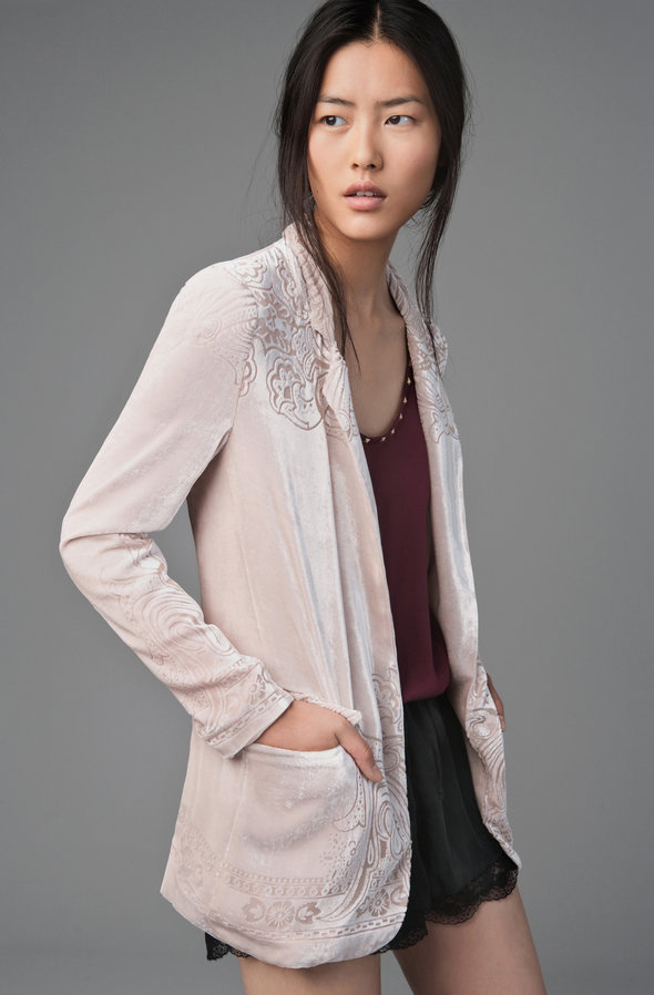 Zara August 2012 Lookbook - Look 12