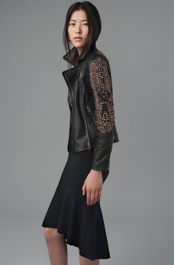 Zara August 2012 Lookbook - Look 13