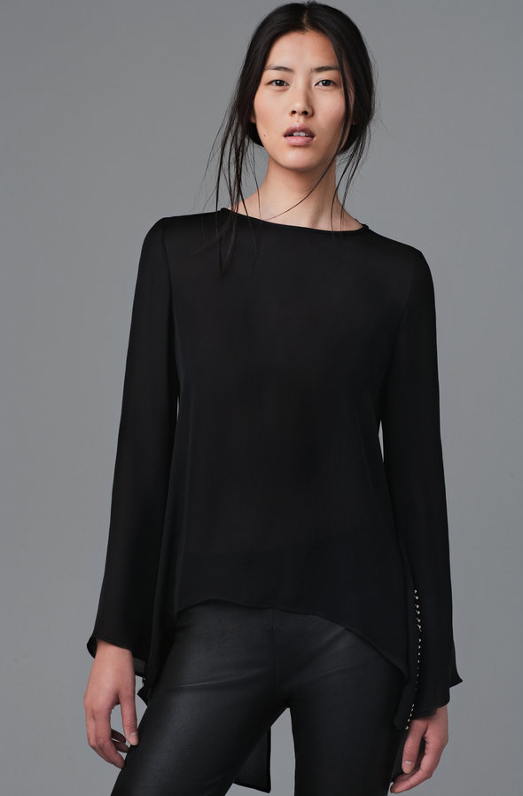 Zara August 2012 Lookbook - Look 15