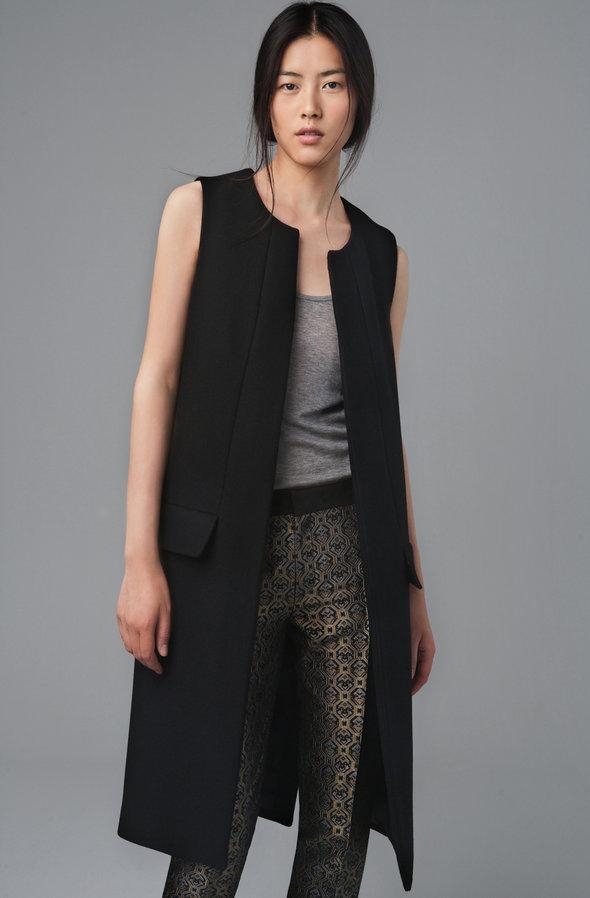 Zara August 2012 Lookbook - Look 16