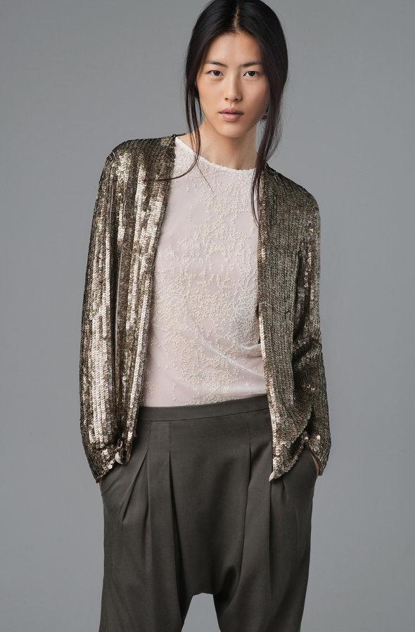 Zara August 2012 Lookbook - Look 2