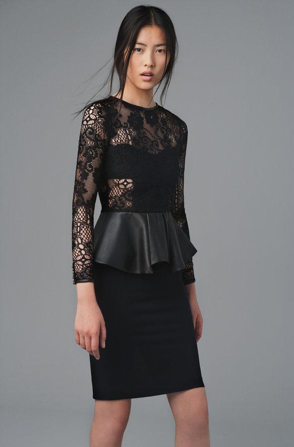 Zara August 2012 Lookbook - Look 4