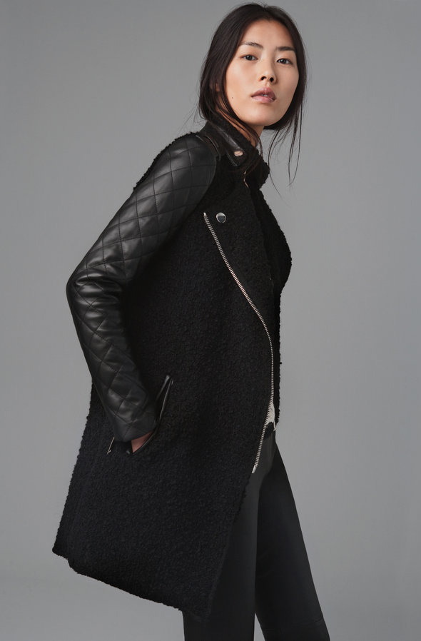 Zara August 2012 Lookbook - Look 5