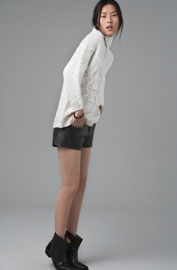 Zara August 2012 Lookbook - Look 7