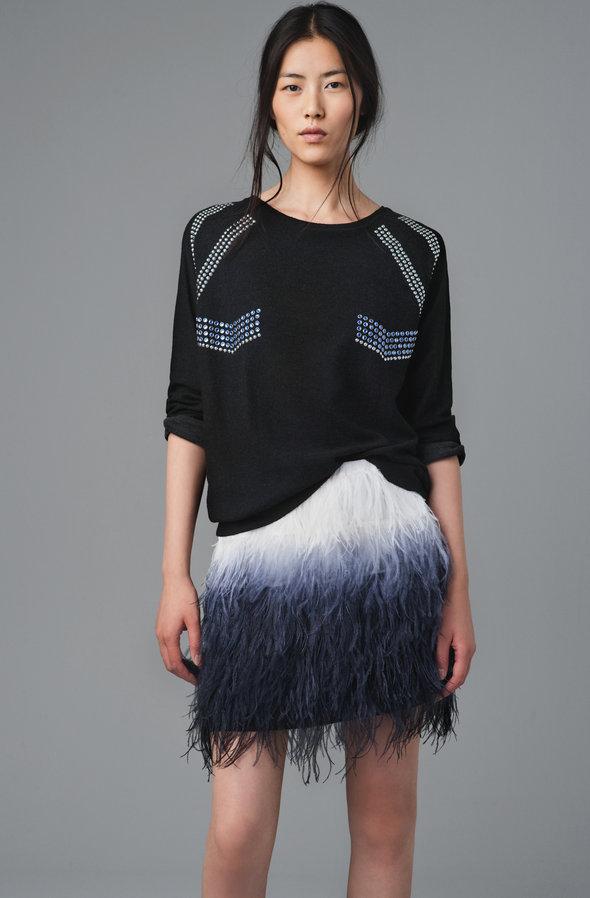 Zara August 2012 Lookbook - Look 8