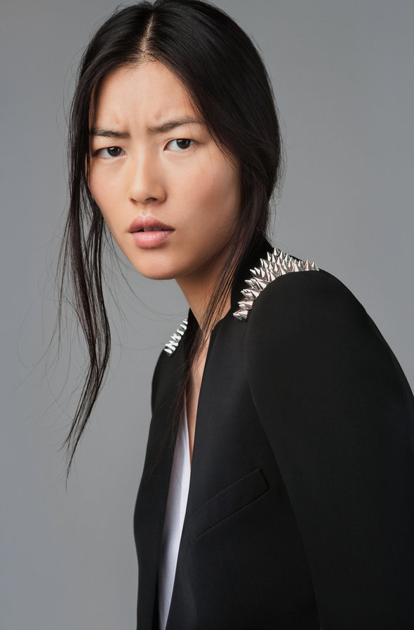 Zara August 2012 Lookbook - Look 9