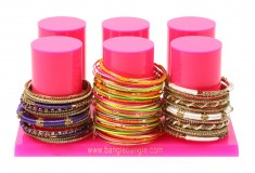 Haute buy: Amrita Singh Six Bangle Tower