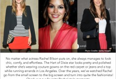 Sponsored: See Rachel Bilson's casual & chic style evolution