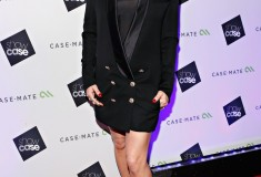 Singer Fergie attends Case-Mate Spring 2013 at the Best Buy Theater on September 12, 2012 in New York City.