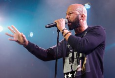 Rapper/ actor Common performs at the Case-Mate Spring 2013 at the Best Buy Theater on September 12, 2012 in New York City