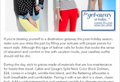 Sponsored: Style Counsel – Resort Wear