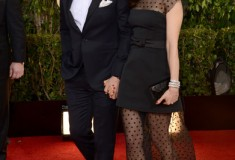 Daniel Craig and Rachel Weisz at the 70th Annual Golden Globe Awards