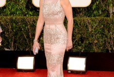 Helen Hunt at the 70th Annual Golden Globe Awards