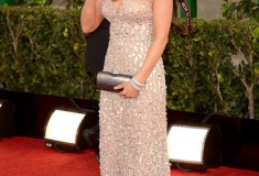 Isla Fisher at the 70th Annual Golden Globe Awards