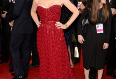 Jennifer Garner at the 70th Annual Golden Globe Awards