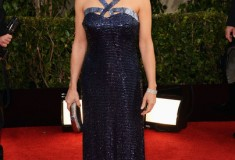 Jodie Foster at the 70th Annual Golden Globe Awards