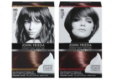 Get haute hair with John Frieda Precision Foam Color