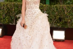 Julianne Hough at the 70th Annual Golden Globe Awards