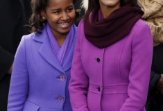 Get her haute look: Michelle Obama at the 2013 Presidential Inauguration