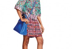 Lookbook: Duro Olowu for jcp collection - Look 3