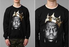 Haute buy: 'Biggie King of NYC' Crew Sweatshirt
