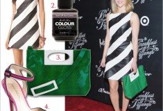 Get her haute look: AnnaSophia Robb in alice + olivia, Jean-Michel Cazabat & Nanette Lepore
