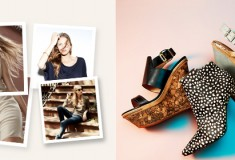 Gilt sales: Shoes by Modern Vintage & Rosegold